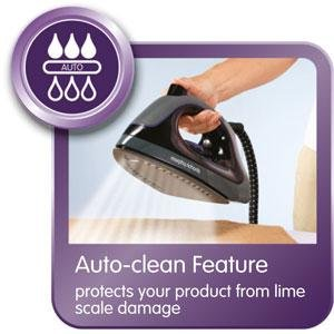 332000 auto clean function