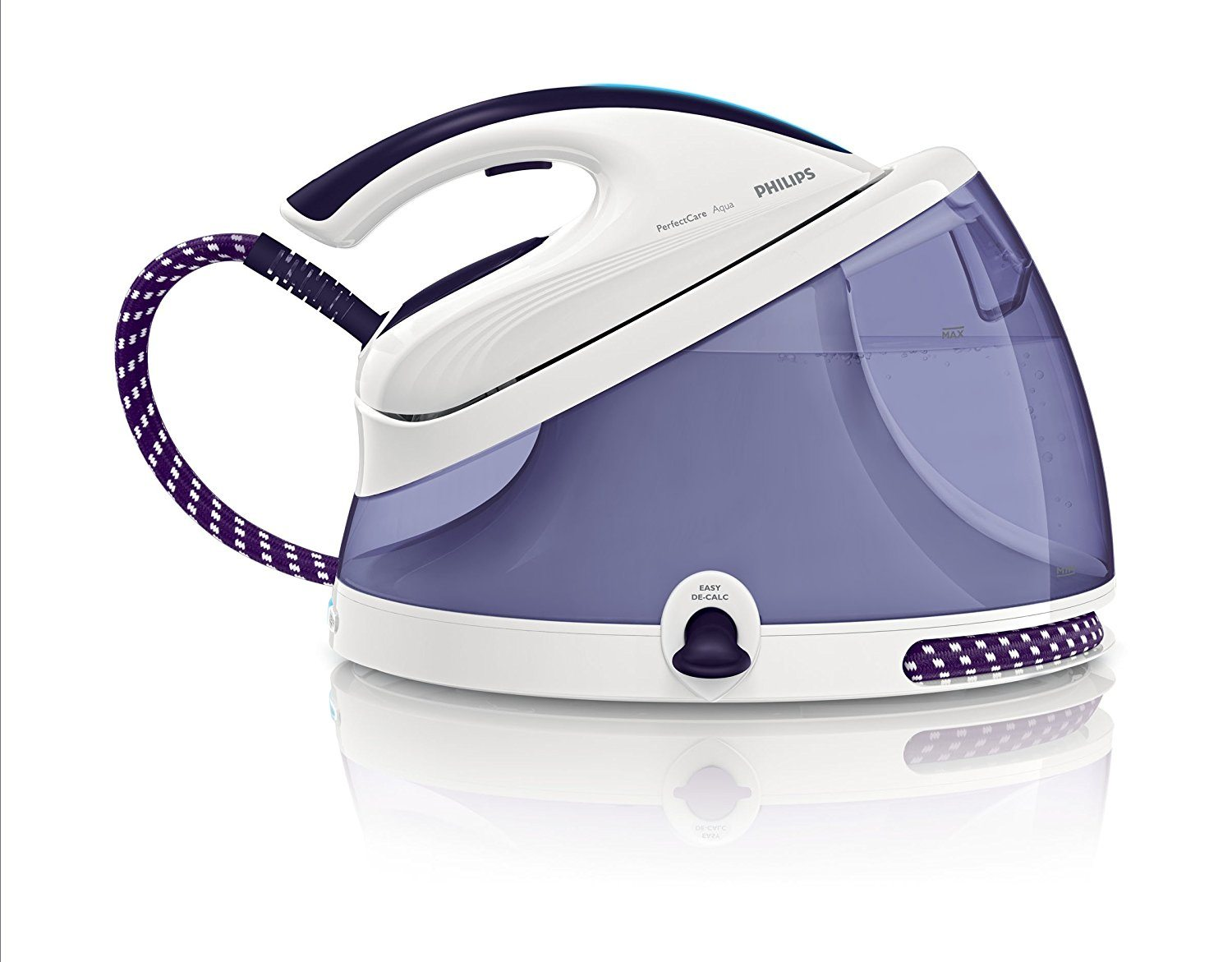 Philips GC8616/30 PerfectCare Aqua Steam Generator Iron