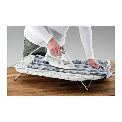 Folding Table Top Ironing Board Compact