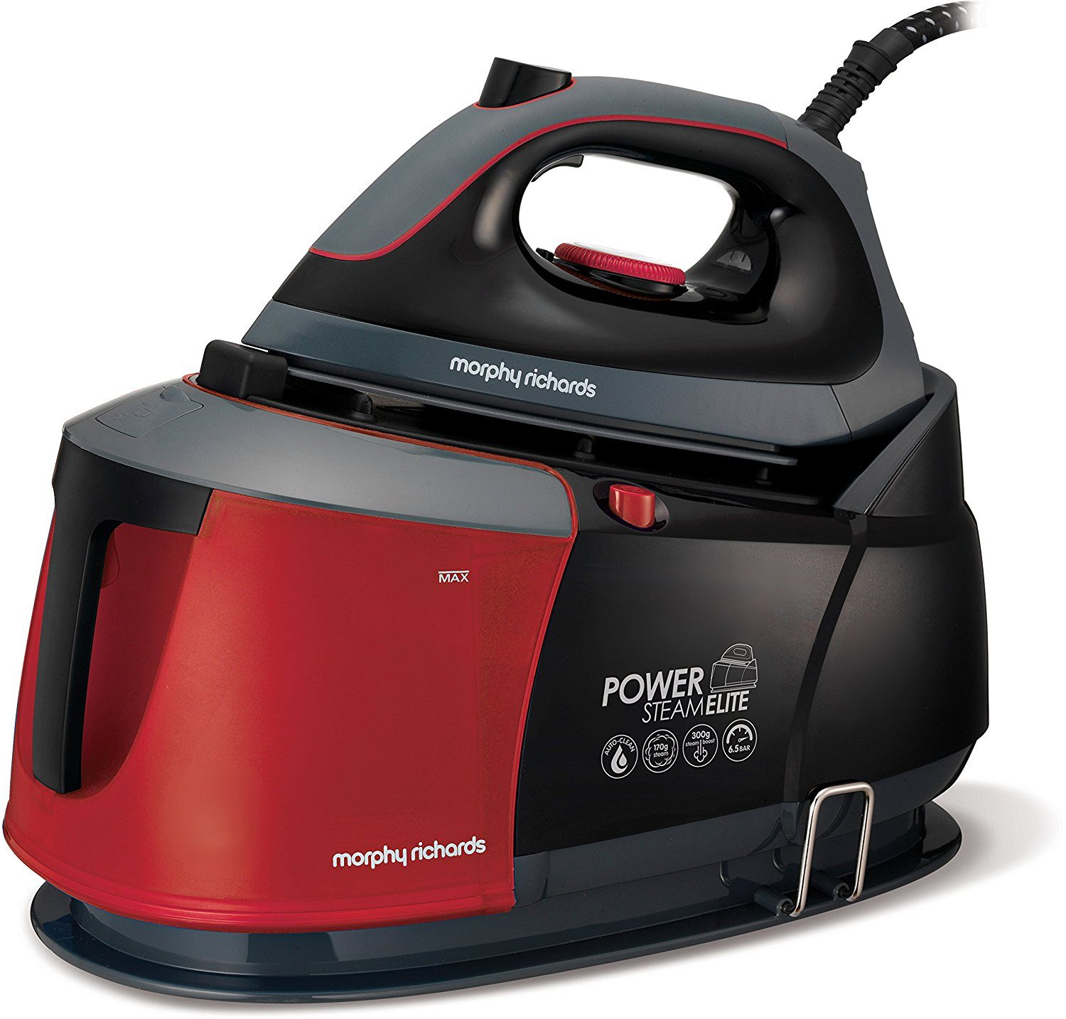 Morphy Richards 332006 Power Steam Elite Steam Generator Iron with Auto Clean