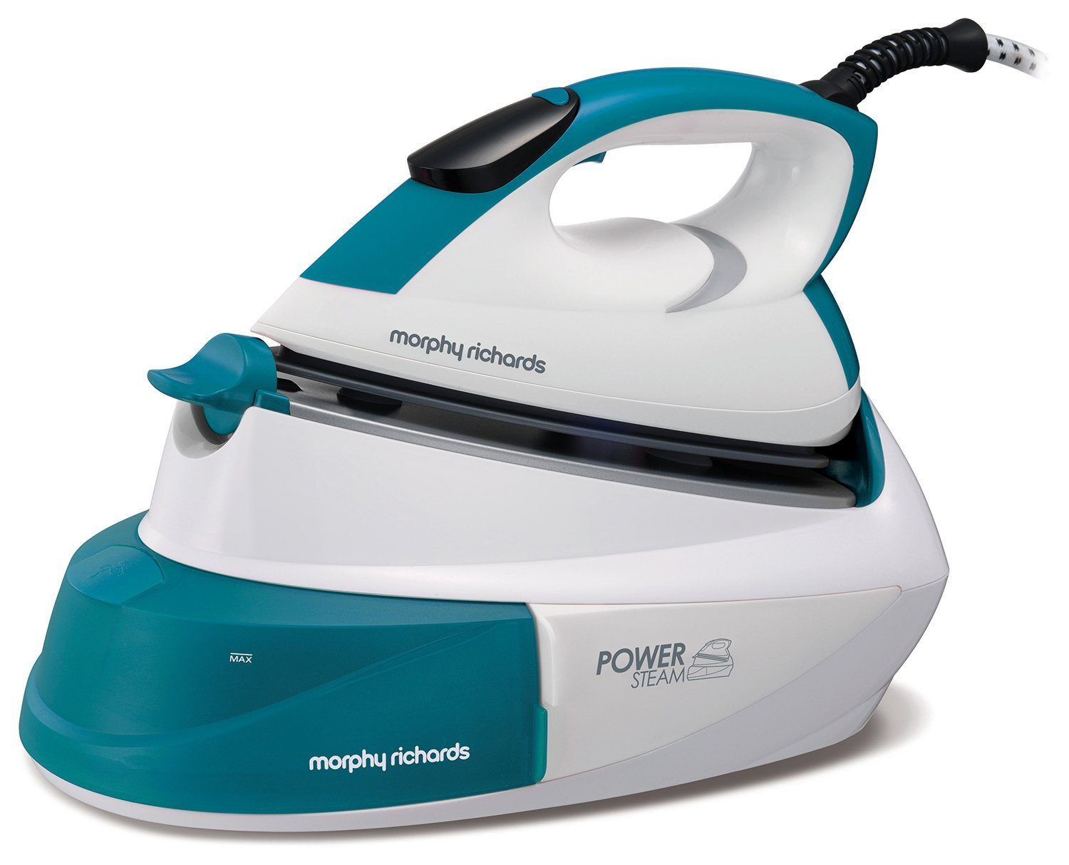 Morphy Richards 333005 Power Steam with IntelliTemp Compact Steam Generator