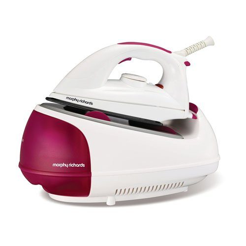 Morphy Richards 42243 Steam Generator - Mulberry
