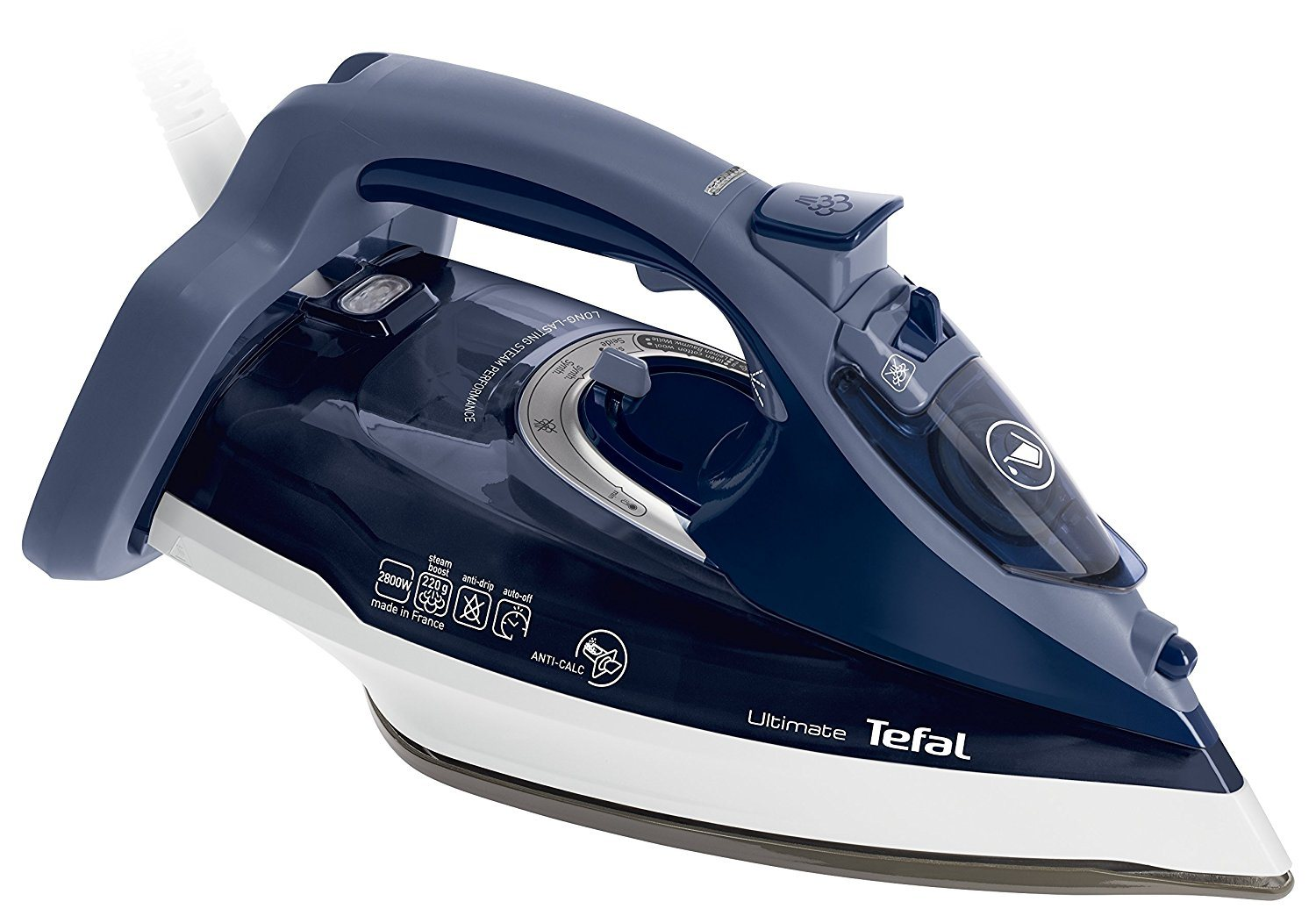 efal FV9736 Ultimate Anti Scale Steam Iron Review