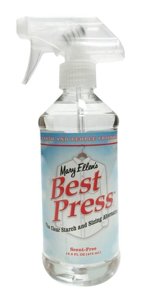 Best Press Clear Starch