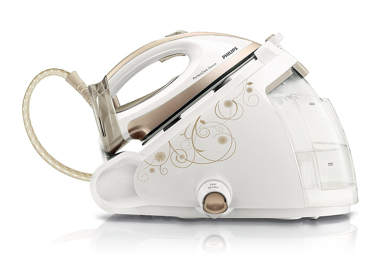 Philips GC9550/02 PerfectCare Silence Steam Generator Iron