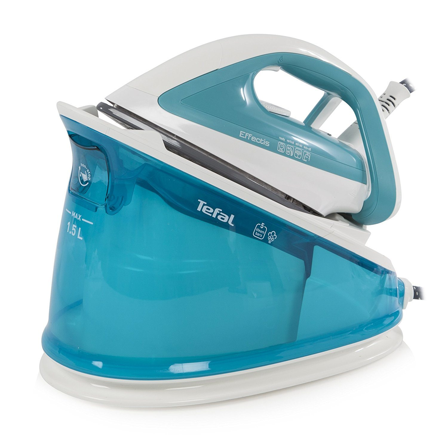 Tefal GV6720 Effectis Steam Generator Iron UK Review