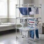 heated indoor airer