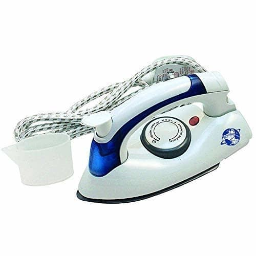 no 9 rated travel iron