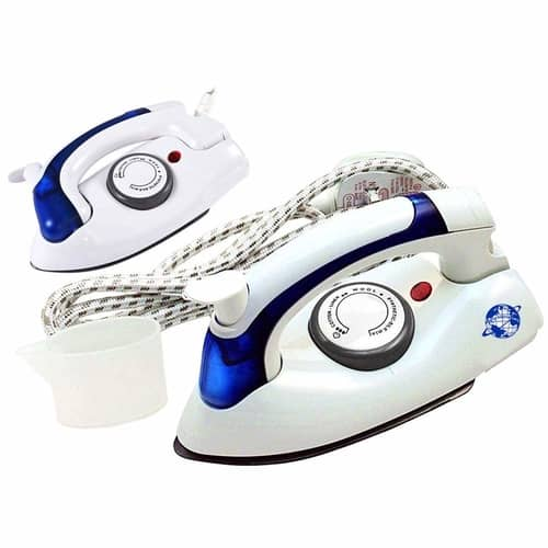 no 15 rated travel iron