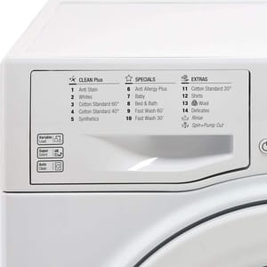 fabric programs for washing