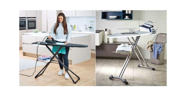 steam generator ironing boards