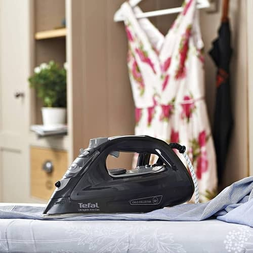 steam iron reviews for the uk market